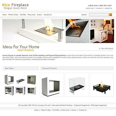 website template 45