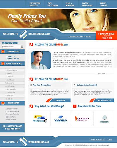 Website template 107 maxwellsz