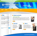 Website Template 77