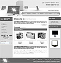 Website Template 117