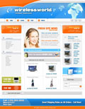 Website Template 92